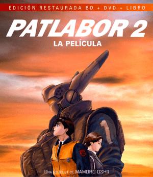 Patlabor 2: La película edición combo