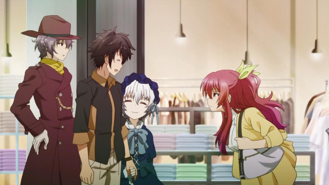 Anime Noodles: Rakudai Kishi No Cavalry