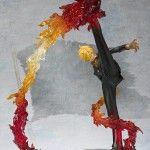 SANJI B.V. DIABLE JAMBE FLAMBAGE SHOT / FIGUARTS ZERO
