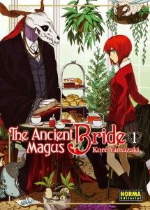 The Ancient Magus Bride 1