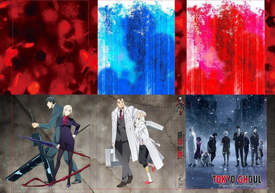 Tokyo Ghoul √A 1