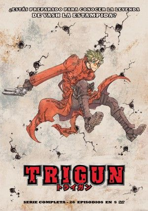 Trigun Ed. Integral