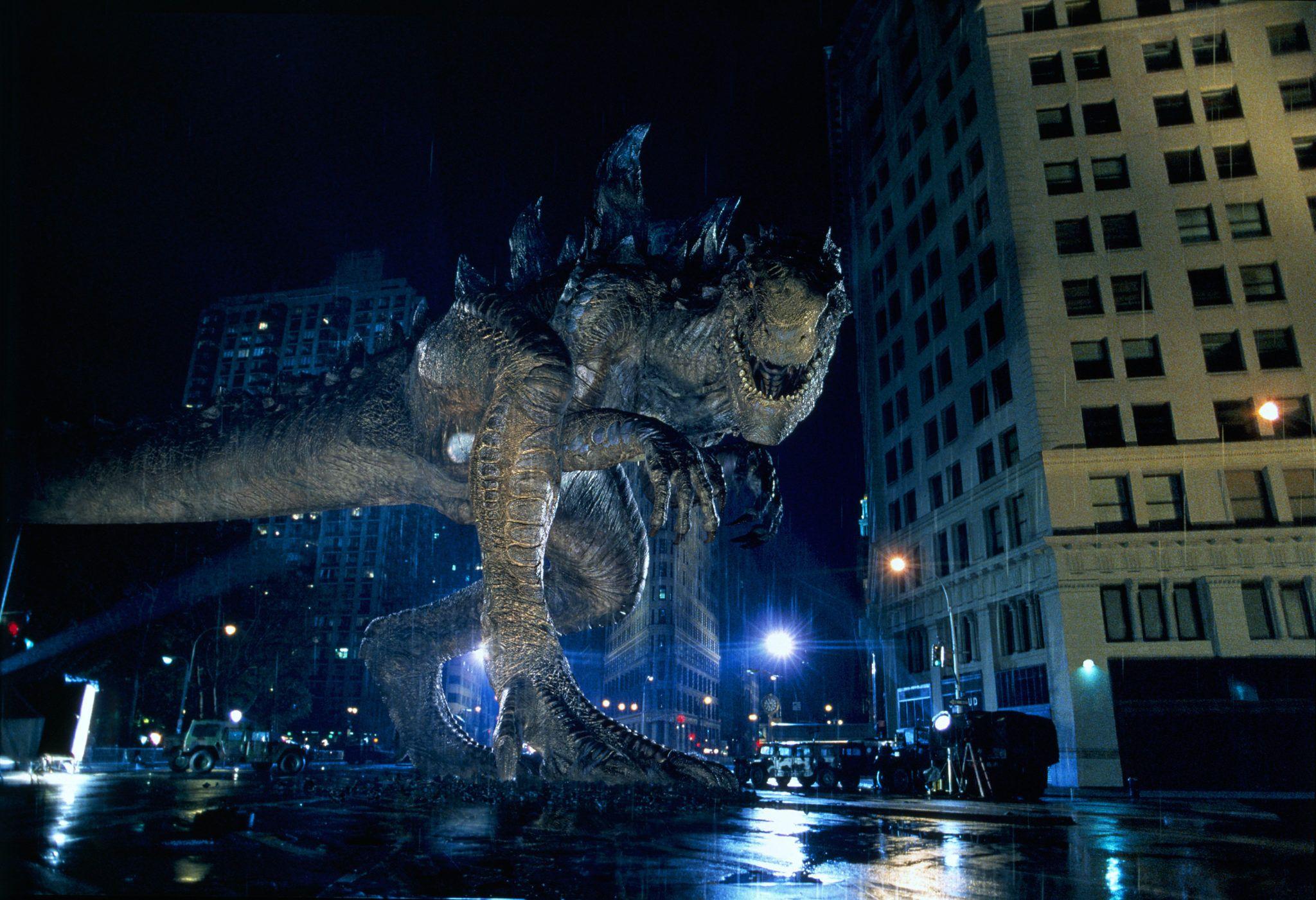 El Godzilla de Roland Emmerich disponible en Netflix - Ramen Para Dos