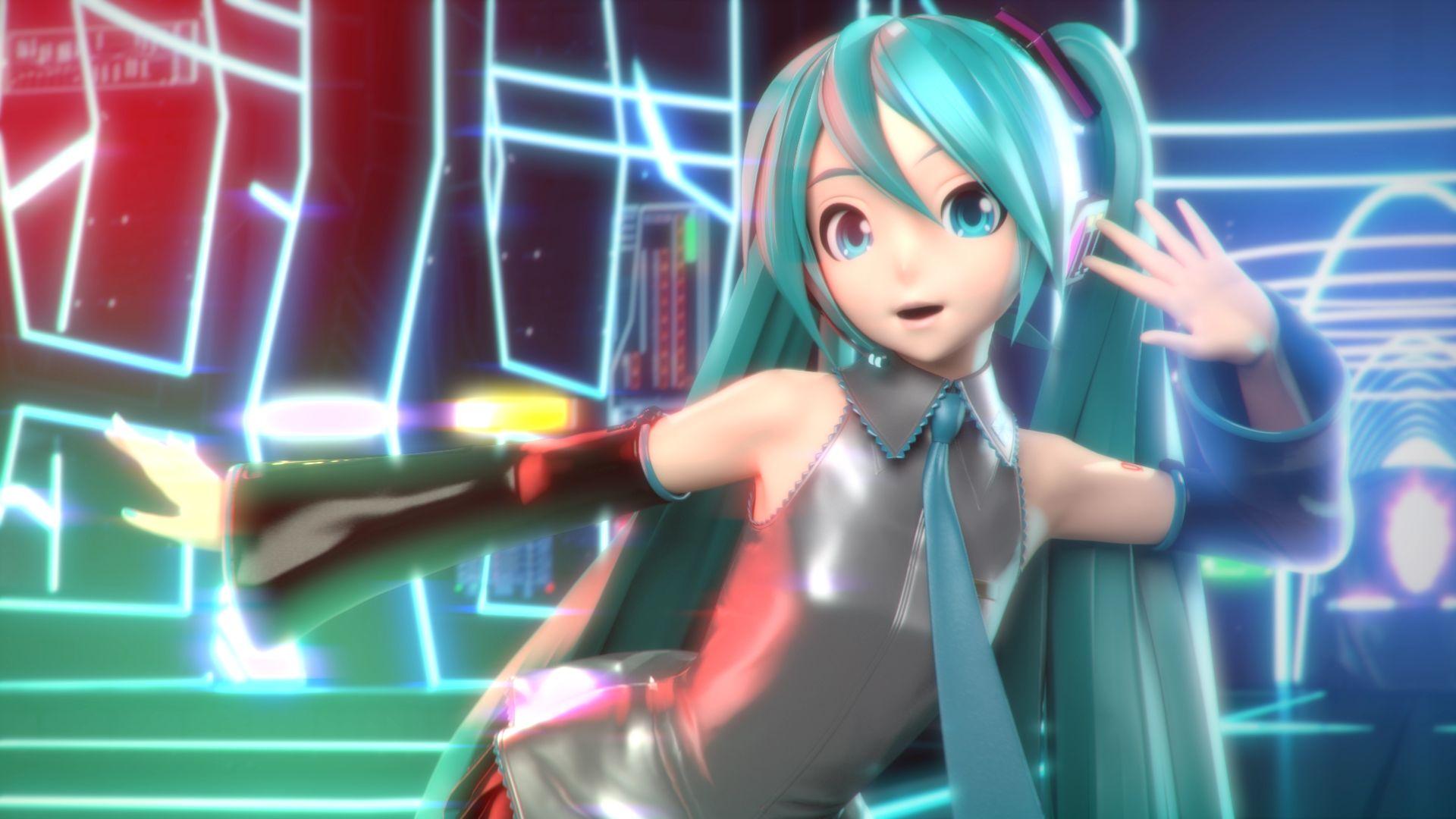 E3 2016 hatsune miku vr future live llegar en octubre for Imagenes movibles anime