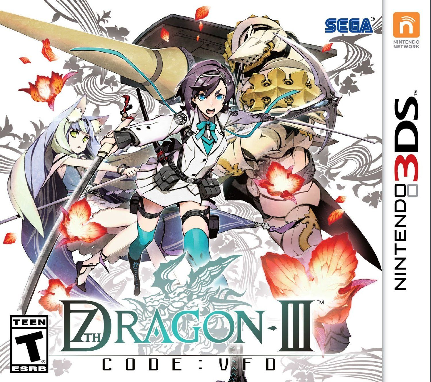 7th Dragon III Code 3DS