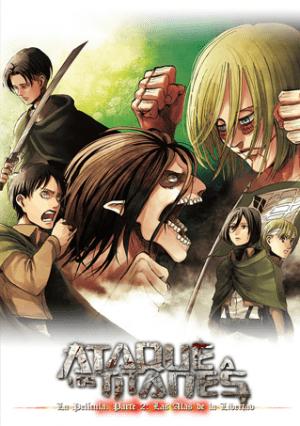 Ataque a los Titanes: La Película – Parte 2 DVD