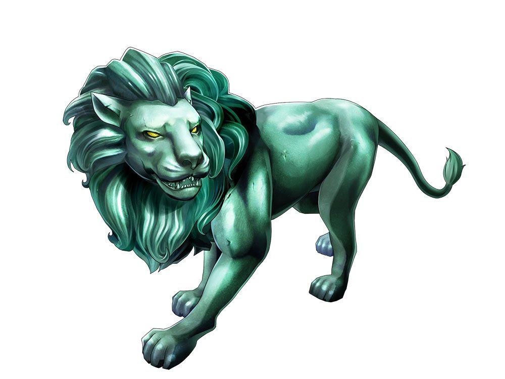 Attacker Type – Bronze Leo