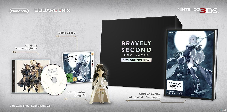 Bravely Second End Layer edicion especial