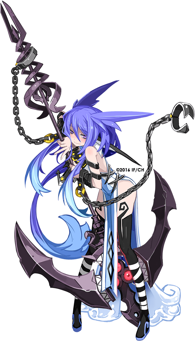 Levia Character Art