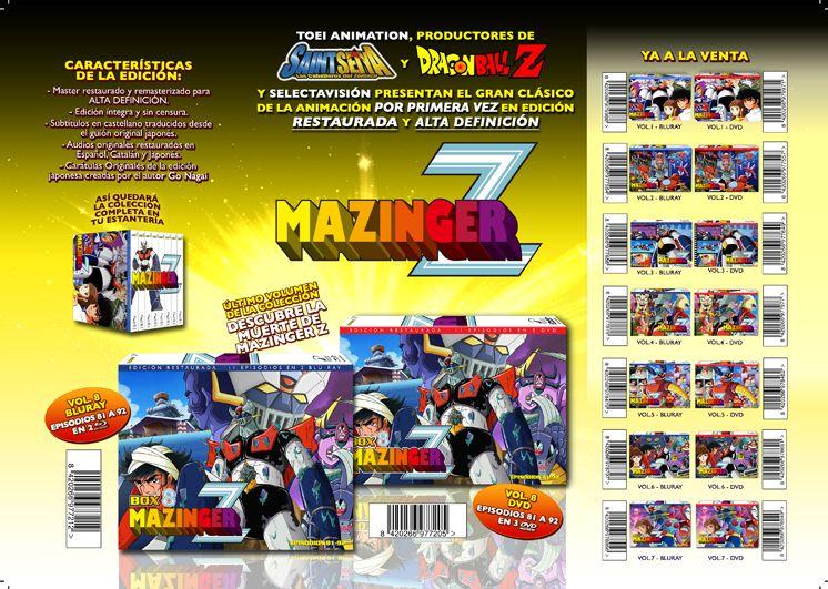 MazingerZ 8