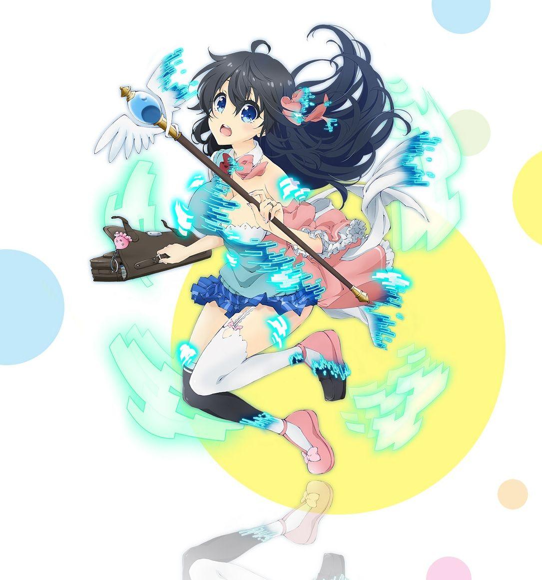 Netoge key anime