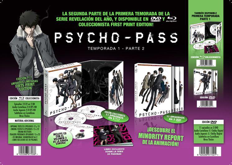 Psycho Pass T1-2