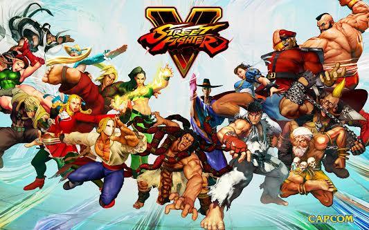 Street Fighter V personajes