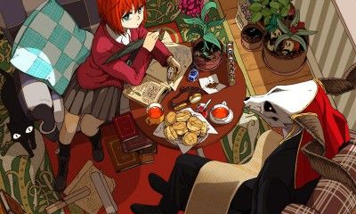 The Ancient Magus Bride key