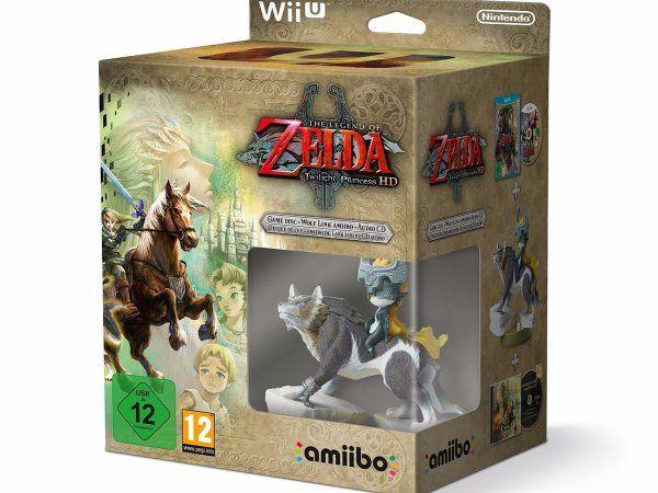 Zelda HD amiibo premium