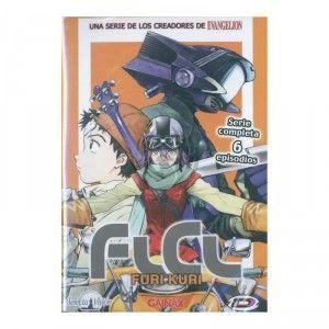 Furi Kuri DVD