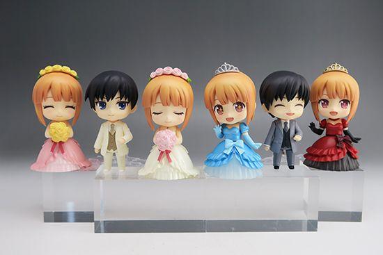 Nendoroid More: Kisekae Wedding