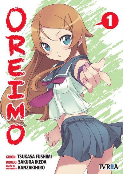 oreimo 1 manga esp