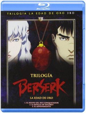 Berserk: Trilogía La Edad De Oro BD