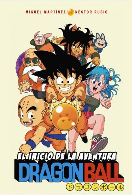 Dragon Ball_Incio_Aventura