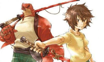 el niño y la bestia bakemono no ko