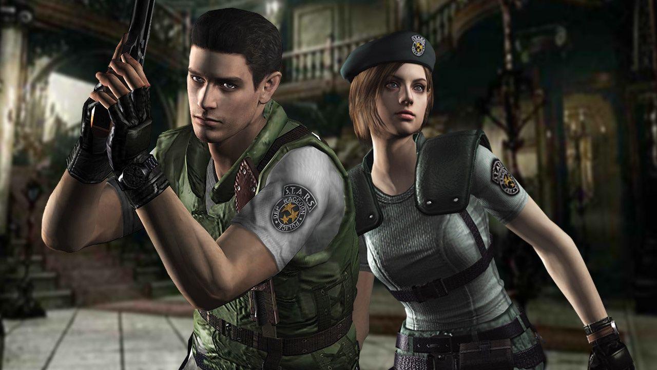 Resident Evil remaster