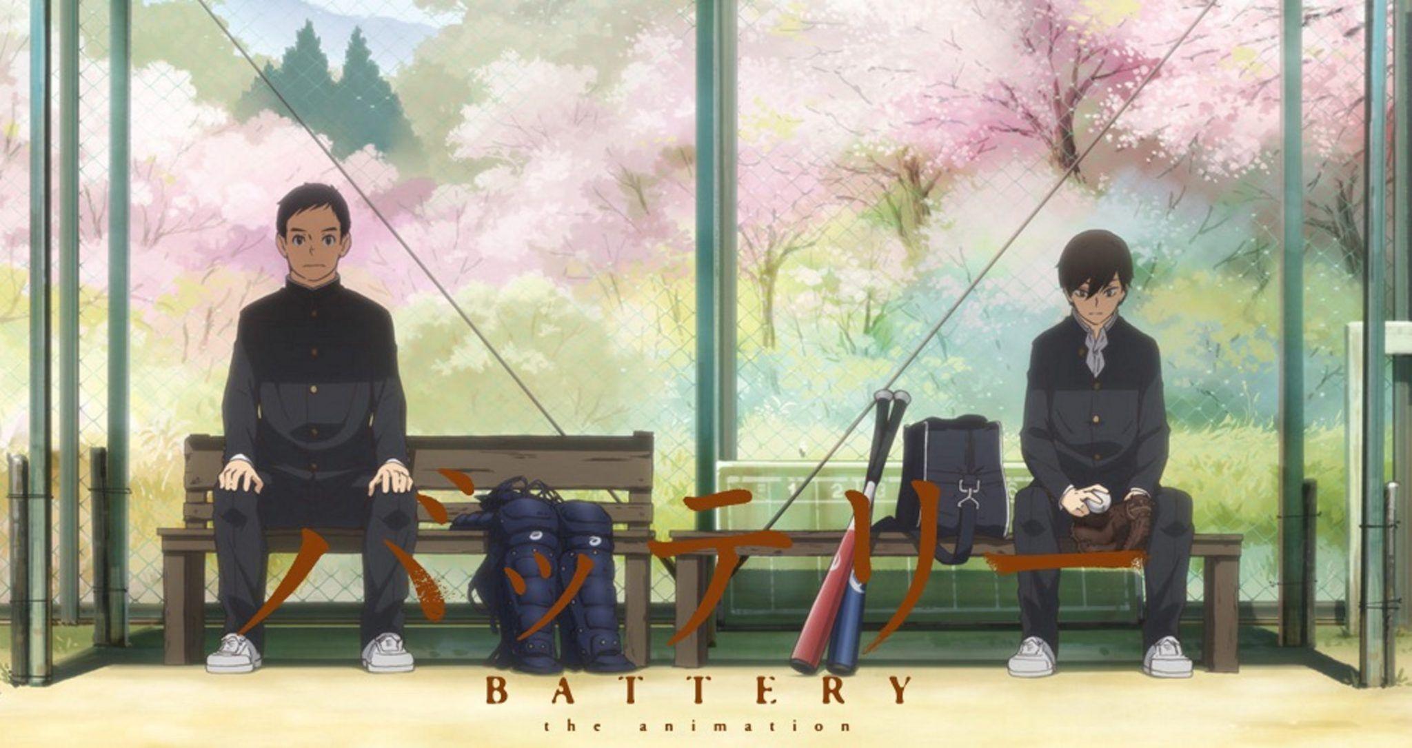Adaptaci 243 N Al Anime De La Novela De Battery Ramen Para Dos