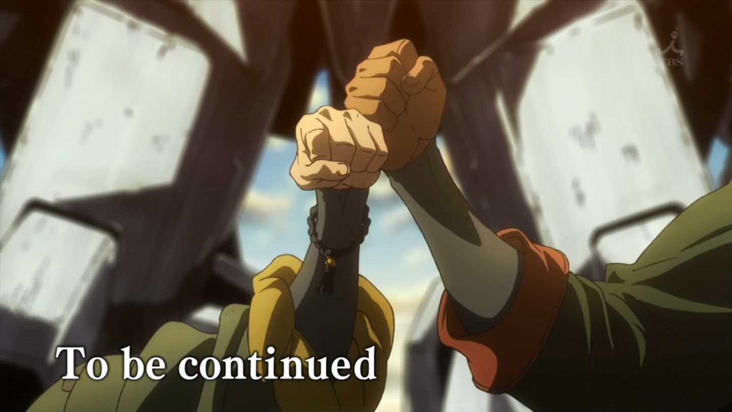 Gundam Iron-Blooded Orphans to be continued