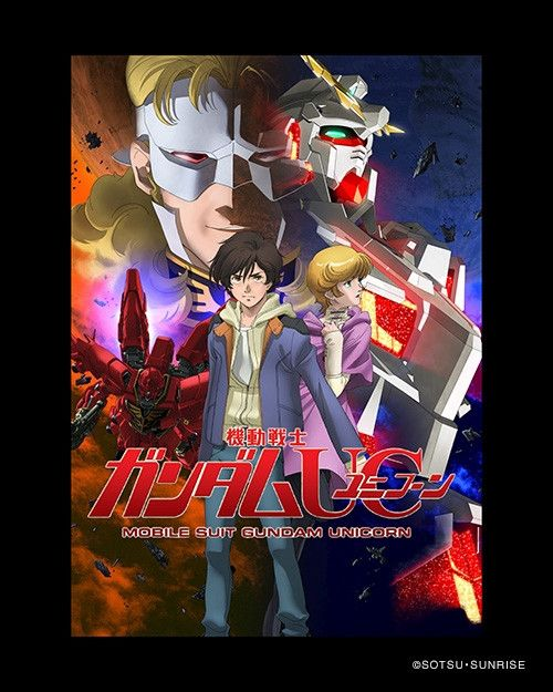 Mobile Suit Gundam Unicorn RE0096