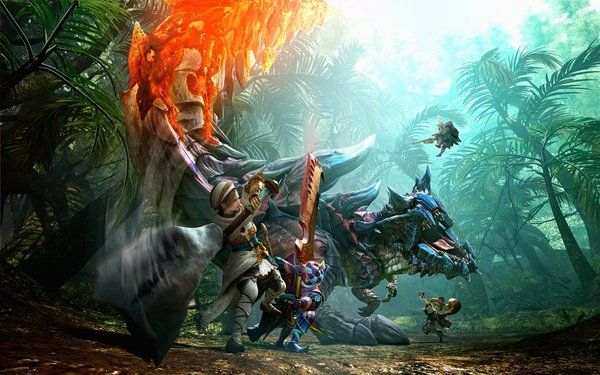 Monster Hunter Generarion cap 2