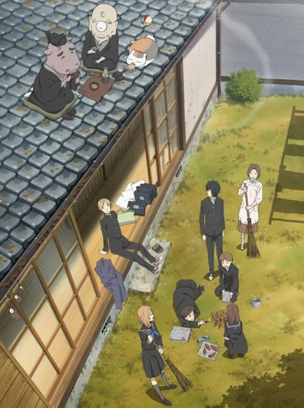Natsume Yujin-cho anime 4