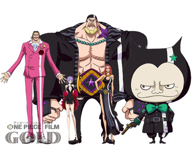 One-Piece-GOLD-Tezoro-team