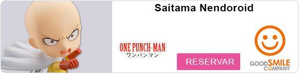 One Punch Man Nendo banner