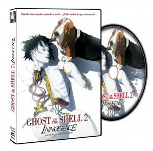 Ghost in the Shell 2: Innocence [DVD]