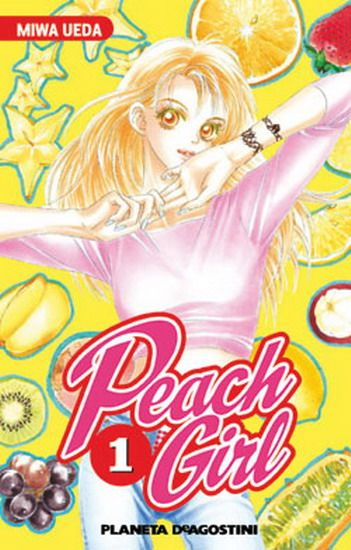 peach girl 1 ESP