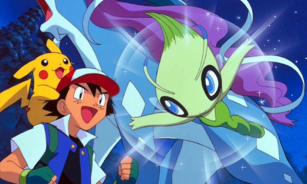 El 7 de marzo se estrena Pokémon 4Ever remaster