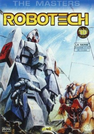 Robotech vol 10
