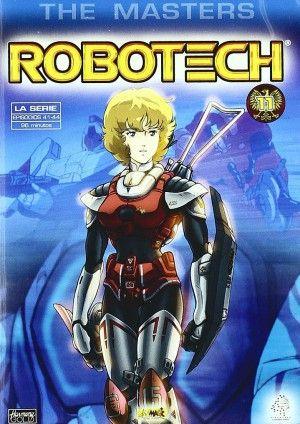Robotech vol 11