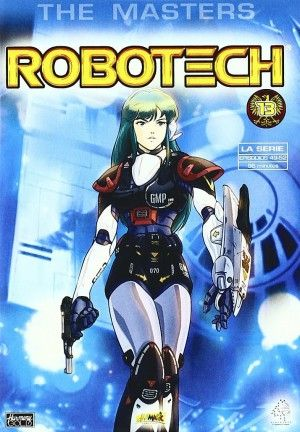 Robotech vol 13