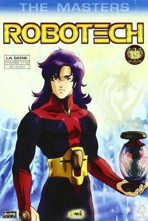 Robotech vol 15