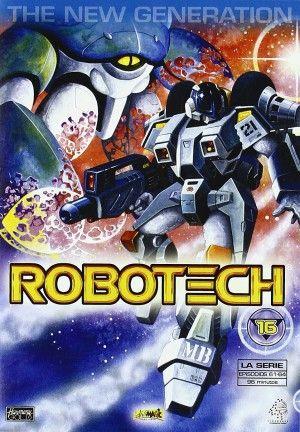Robotech vol 16