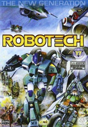 Robotech vol 17