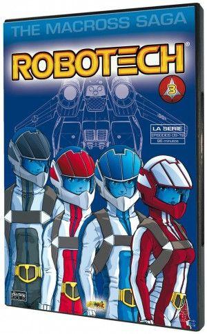 Robotech vol 3