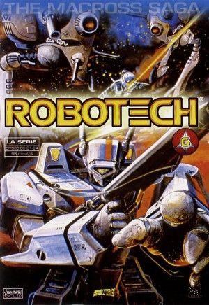Robotech vol 6
