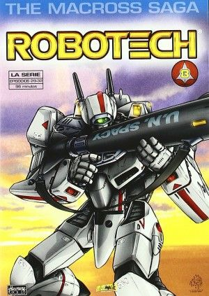 Robotech vol 8
