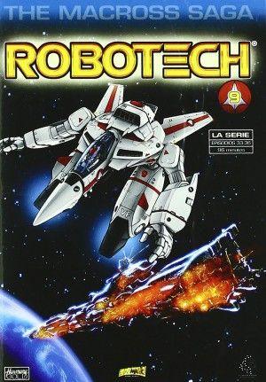 Robotech vol 9