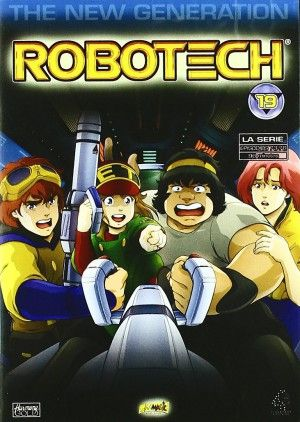 Robotech vol 19