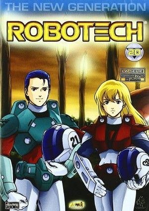 Robotech vol 20