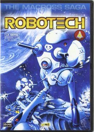 Robotech vol 4