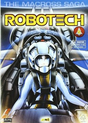 Robotech vol 5